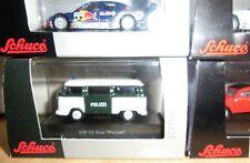 4 Modellauto Schuco Edition 1:87  Konvolut Neu & OVP