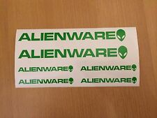 Alienware Autocollant Set Sticker Tuning PC Modding mod Transformation Top Neuf Wow