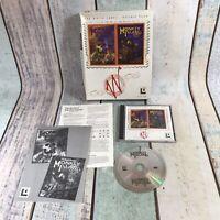 Monkey Island & Monkey Island 2 Big Box Double Pack (PC-CD ROM Windows 1991)