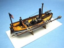 "Cottage 96007  x 1/96 Lt. William Cushing's US Steam Picket Boat (4""L)"