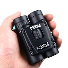 US Panda 22X25 Pocket-Size HD Zoom Night Vision Travelling Binoculars Telescope