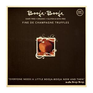 Booja Booja Fine De Champagne Chocolate Truffles 138g