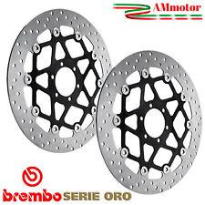 Dischi freno Brembo Honda CBR 1000 RR ABS 2011 Anteriori Moto Flottanti Coppia