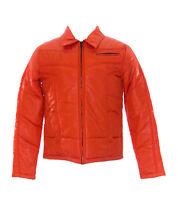 Cold Method Men's Red Coral Puffer Ski Jacket 0802J23 $330 NEW