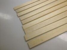 "Balsa Wood sheets 3/8"" x 2""x 36""  (9 Sheets)"