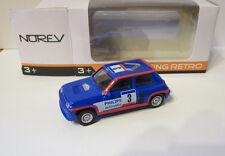 Norev Minijet Retro Racing Renault 5 Turbo Rally #3 Brand new. 3 inches