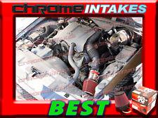 K&N+RED 96-02 FORD CROWN VICTORIA/LINCOLN TOWN CAR/GRAND MARQUIS 4.6L AIR INTAKE
