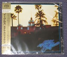 "EAGLES ""HOTEL CALIFORNIA"" JAPAN HYBRID SACD DSD MULTI-CH 2011 *SEALED*"
