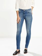 LEVIS Misses Mid Rise Skinny Jean - Blue Dream #585750-118(18M)