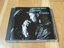 James Carter Quartet - Jurassic Classics - CD  DIW Japan 1994