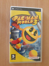 Jeu Sony  PSP Pac Man World 3 Complet