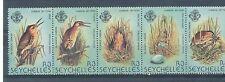 Birds Seychellois Stamps