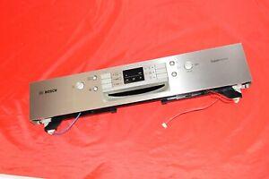 Bedienblende mit Elektronik SMI68M35EU für Geschirrspüler Bosch