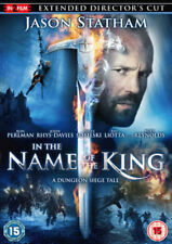 THE NAME OF KING - a dungeon siege tale - Extended MONTAJE DEL DIRECTOR DVD