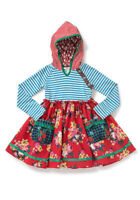 Matilda Jane A Merry Day Dress Size 6 8 10 12 NWT In Bag Christmas Girls