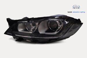 Headlight Jaguar XF GX63 Bi-Xenon Left Top Headlight Faro Condition Complete