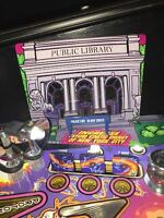 Police Barricade MOD for Stern's Ghostbusters pinball machine - BRAND NEW
