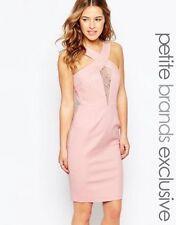 Lace Wiggle/Pencil Petite Dresses for Women