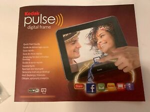 "Kodak Pulse Digital Frame 7"" Touch Screen"