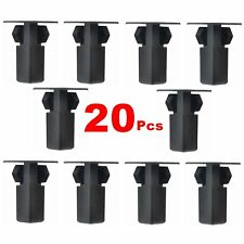 20 Pcs for Toyota Lexus Fender Liner Hood Screw Grommets 90189-06157