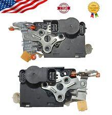 931-318 / 931-319 Fits Chevrolet Silverado Front Left Right Door Lock Actuator