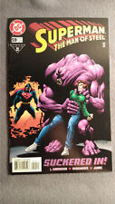 Superman The Man of Steel #59 (1996) VF-NM DC Comics $4 Flat Rate Combined Ship
