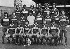 SQUADRA di calcio MIDDLESBROUGH foto > 1974-75 Stagione