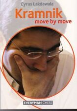 Kramnik: Move by Move. By Cyrus Lakdawala. NEW CHESS BOOK