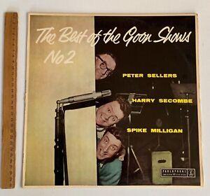 Goon Show Best of No2 1959 Vintage Vinyl Record LP TV Show Recordings