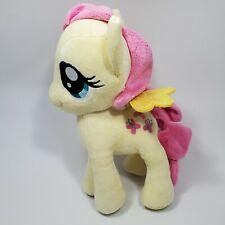 "My Little Pony Fluttershy 10"" Plush Stuffed Toy 2013 Aurora Pegasus G4"