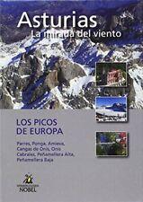 Picos de Europa, los - Asturias la mirada del viento (+DVD) (Asturias Mirada De
