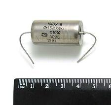 8 x 0.15uF 0,15uF .15uF 400V K40Y-9 PIO Audio Capacitors USSR NEW NOS