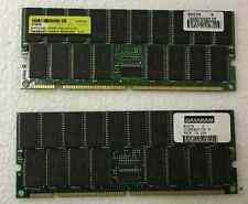 Dataram/Sun Ulra 10 512MB (2x256MB) 50ns FPM ECC Buffered DIMM X7039A, 370-3799