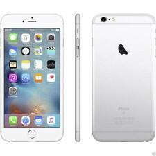 Apple iPhone 6s Plus - 64GB - Silver (AT&T) A1634 (CDMA + GSM) MKTR2LL/A