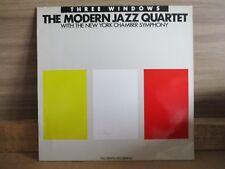 The Modern Jazz Quartet With New York Chamber Symphony – Three Windows 254833 1