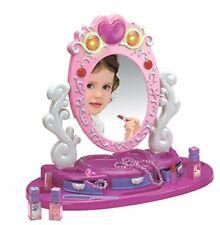 Dresser Vanity Beauty Set - Pink Princess Pretend Play Dressing Table Top Set