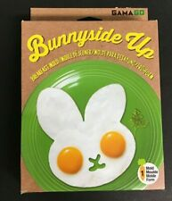 """Carrie Fisher Estate: Vintage """" Bunnyside Up """" Soft Pliable Mold For Fried Eggs"""