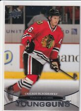 11/12 UD SERIES 1 MARCUS KRUGER YOUNG GUNS RC SP ROOKIE #206