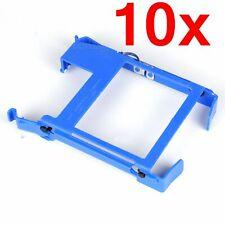 New listing 10Pcs Dell T1600 T3600 T5600 T5610 T3610 3.5 inch hard drive bracket Dn8My