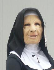 Horror NUN Mask