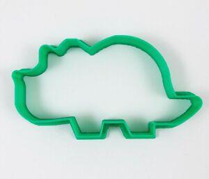 Triceratops Dinosaur Cookie Cutter 3D Printed Gadget Baking Animal Kids Party