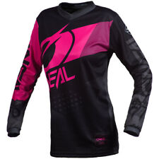 Oneal MX 2020 Element Factor Black Pink Womens Off Road Motocross Dirt Bike