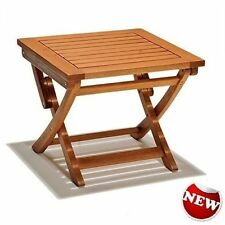 Wood Less than 60cm Square Coffee Tables with Flat Pack