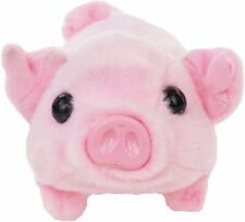 Walking Pet Pig | Wiggling, Snorting, Oinking | Battery Operated |