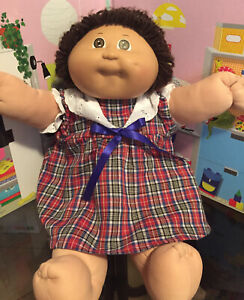 VINTAGE 1985 COLECO CABBAGE PATCH KID CPK GIRL DOLL