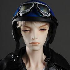 Dollmore BJD NEW (8-9) Max Jet Helmet (Blue)