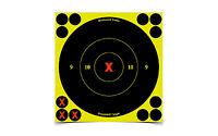 "NEW! Birchwood Casey B8-60 SHOOT-N-C 6"" Round Target 60PK 34560"