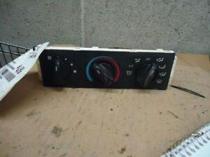 78 FORD E150 TEMPERATURE CONTROL