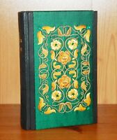 *STUNNING* 1836 Twamley ROMANCE OF NATURE 27 Hand-Col Plts EMBROIDERED Binding