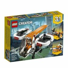 Lego Creator 3in1 Drone Explorer Building Kit (31071)